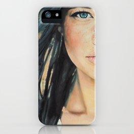 Amber iPhone Case