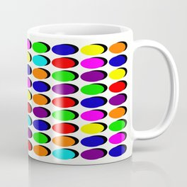 Pick A Colour, Push A Button Coffee Mug