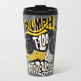 Triumph Travel Mug
