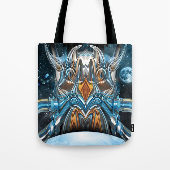 ion rising Tote Bag