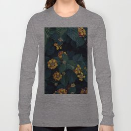 Beautiful flowers over my neighborhood Long Sleeve T-shirt