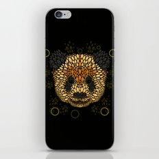 Panda Face iPhone & iPod Skin