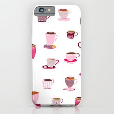 Coffee Cup Slim Case iPhone 6s