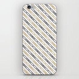 G Pattern iPhone Skin