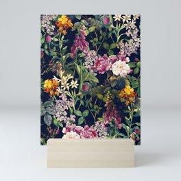 Midnight Forest VII Mini Art Print