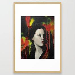 Riches Framed Art Print