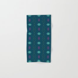 Southwestern Circuitry Hand & Bath Towel