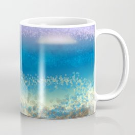 Abstract Seascape 03 wc Coffee Mug