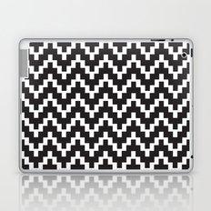 Pattern in Black and White Laptop & iPad Skin