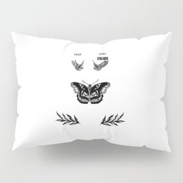 Harry's tattoo Pillow Sham