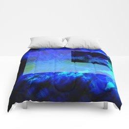 Summer Blue Comforters