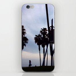 K Town Beach iPhone Skin