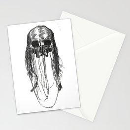 Chaman skull Stationery Cards