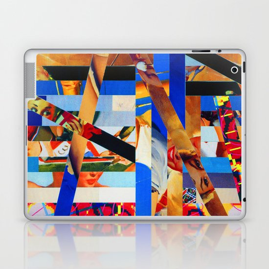 Brandon (stripes 1) Laptop & iPad Skin