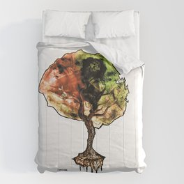 A Tree of Life Comforters