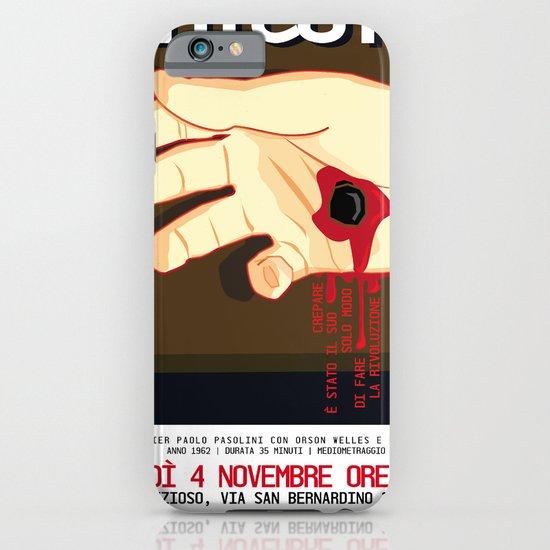 La Ricotta iPhone & iPod Case