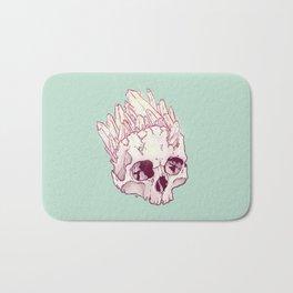 Skull No.2 // The Cristallized One Bath Mat