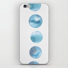 Blue Caribbean Sea iPhone Skin