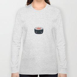 Kawaii Sushi with Salmon Long Sleeve T-shirt