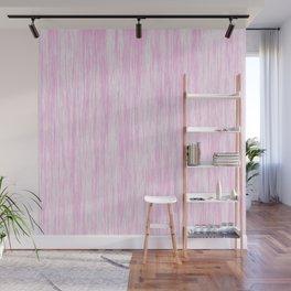 Pink Fiber Wall Mural
