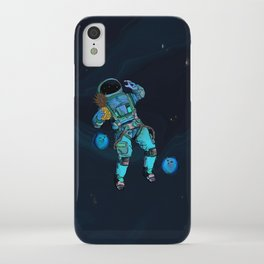 Spacemans pineapple is on the loss iPhone Case