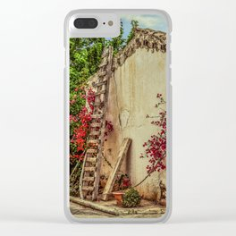 Old Warehouse Clear iPhone Case