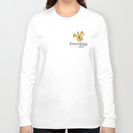 WISE BUTTERFLY Long Sleeve T-shirt