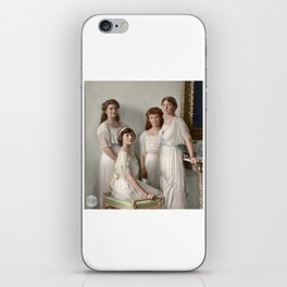 OTMA 1914 Formal - Colorized iPhone Skin