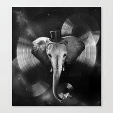 Elecord Canvas Print