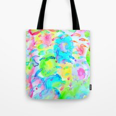 Candy Meadow  Tote Bag