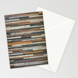 Wood Paneling Stationery Cards