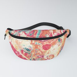 Senses pouring III Fanny Pack