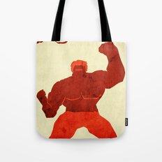 The Avengers Hulk Tote Bag