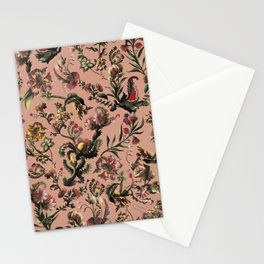 Exotic Brazilian Flowers Stationery Cards
