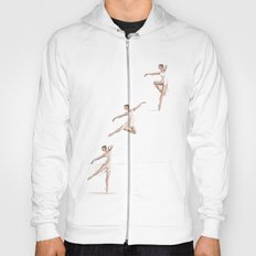 Ballet Dance Moves Hoody