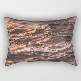 continuity Rectangular Pillow