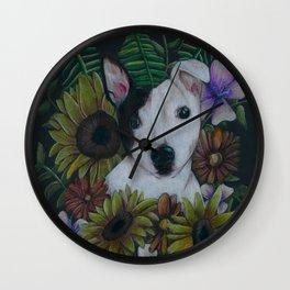 Sassie Lynne Wall Clock