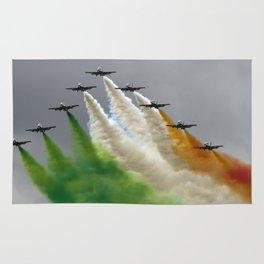 Frecce Tricolori Rug