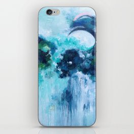 Waves of Light iPhone Skin