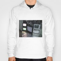 tv Hoodies featuring Bollywood Televisions by BOLLYWOOD
