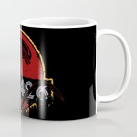 lv Mugs featuring LV-426 by Crumblin' Cookie
