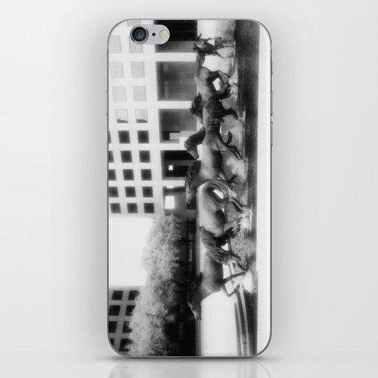 Mustangs iPhone & iPod Skin