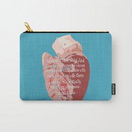 Weird Love Carry-All Pouch
