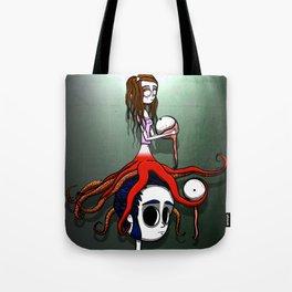 IRENE OCTOPUS Tote Bag