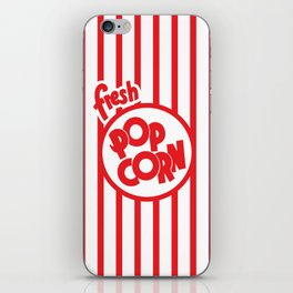 Fresh Popcorn iPhone Skin