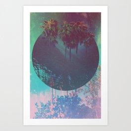 ABSENT DREAMS Art Print