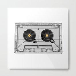 Mixtape vintage Metal Print