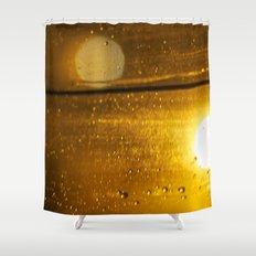 Bokah drops Shower Curtain