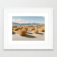 Framed Art Prints featuring Paiute Land by Kevin Russ