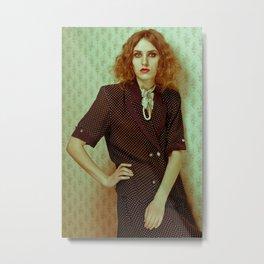 Ghost woman Metal Print